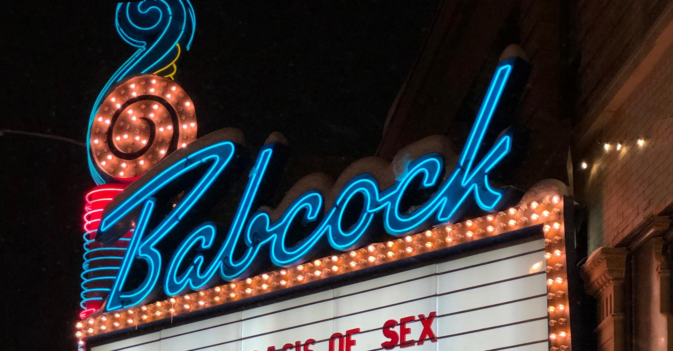 Take III: Vintage Theaters