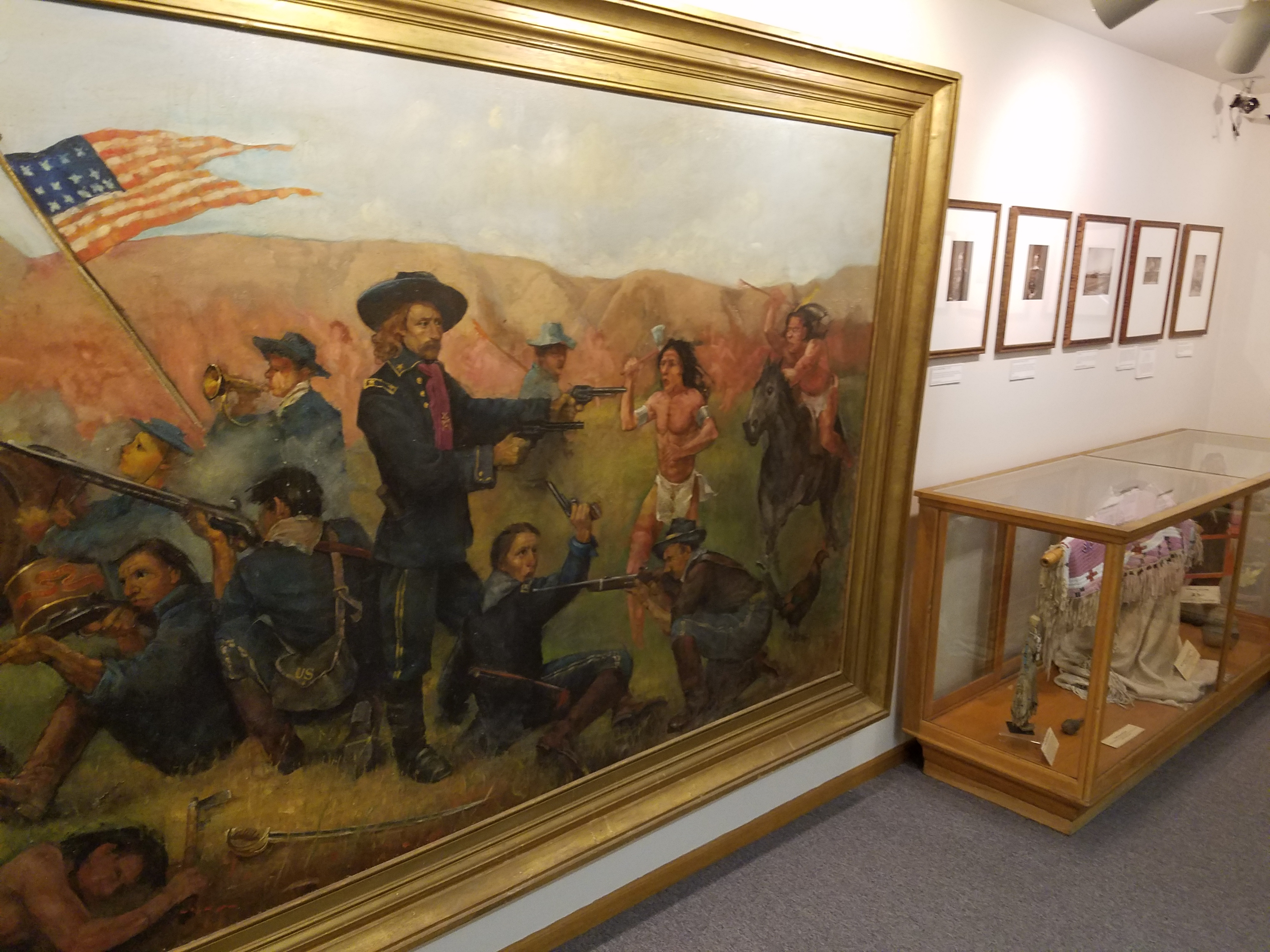 History Lives at Custer Battlefield Museum