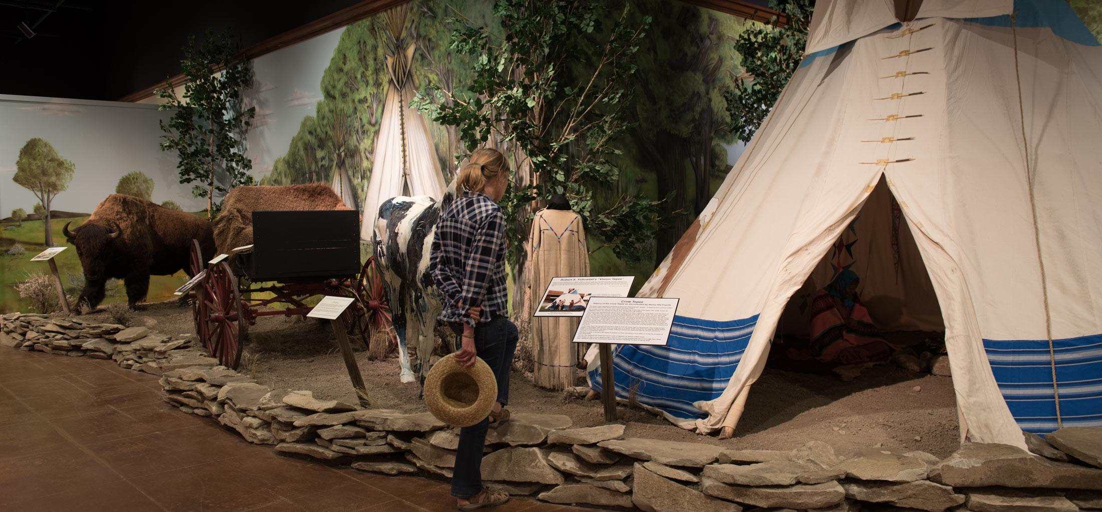 Big Horn County Historical Museum:  Epicenter of Western American History