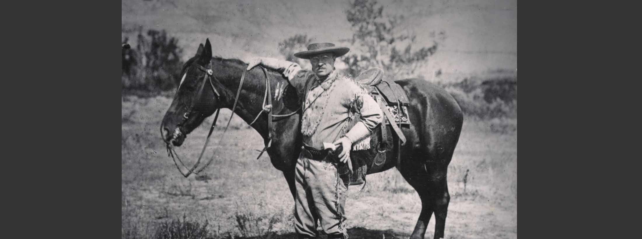 Teddy Roosevelt's Travels across Southeast Montana