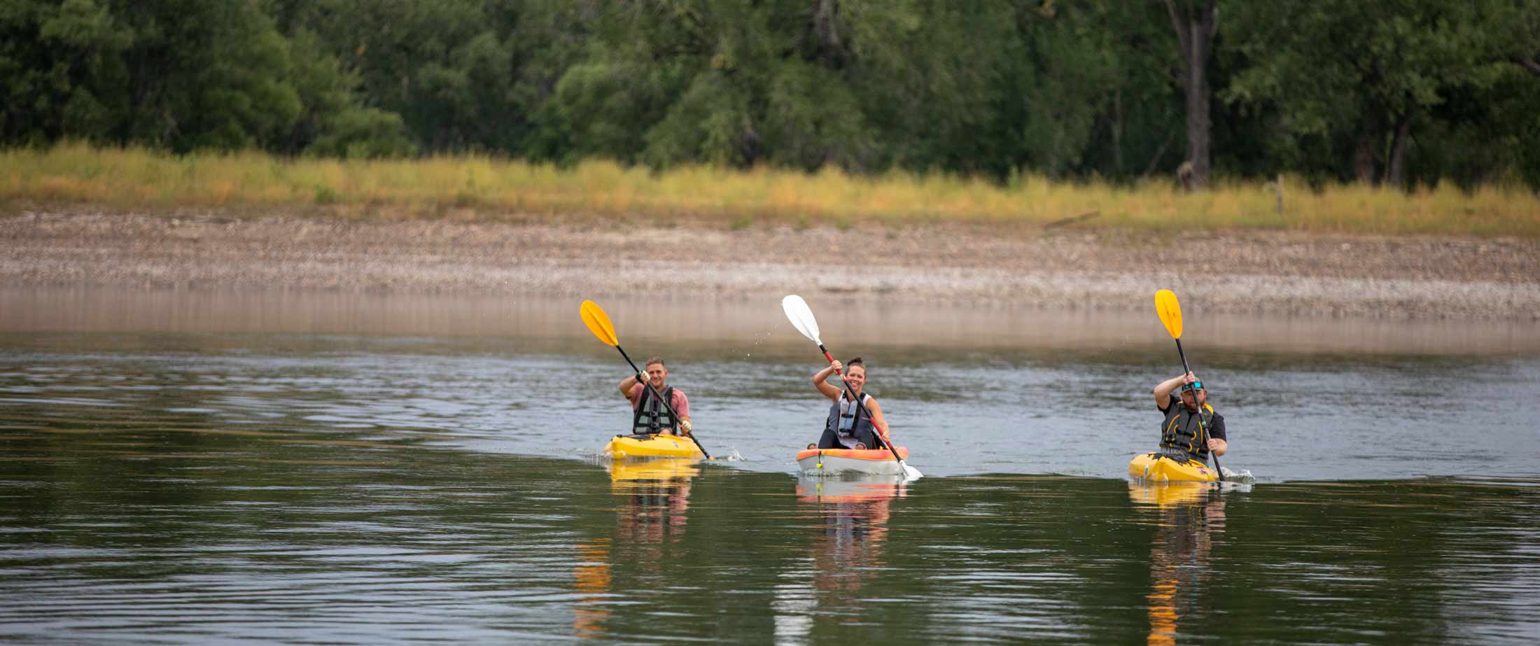 Explore Southeast Montana From the Waters of the Yellowstone River