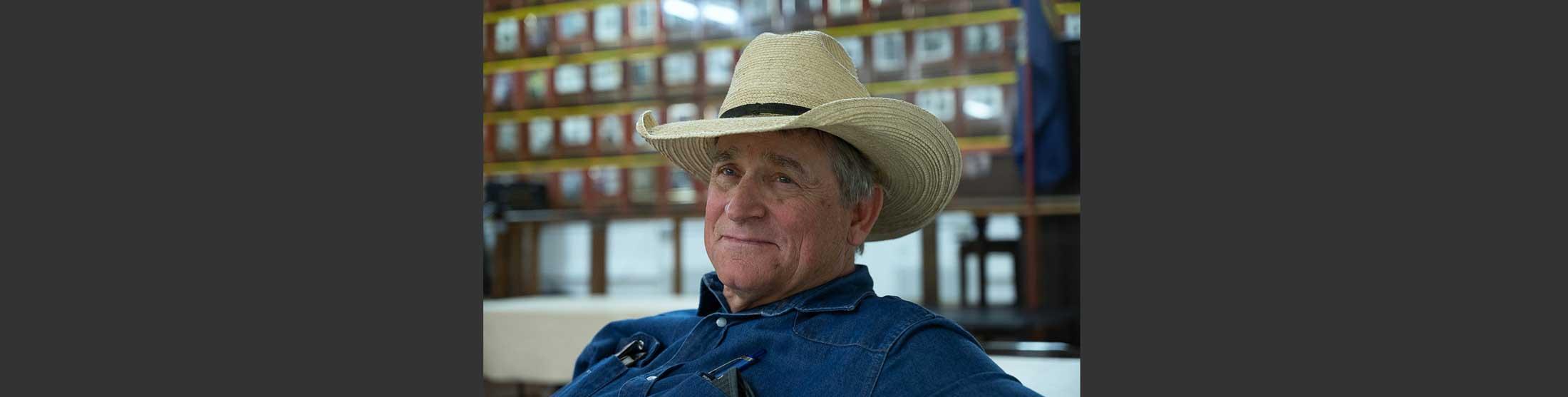 Wally Badgett – the Cowboy Cartoonist