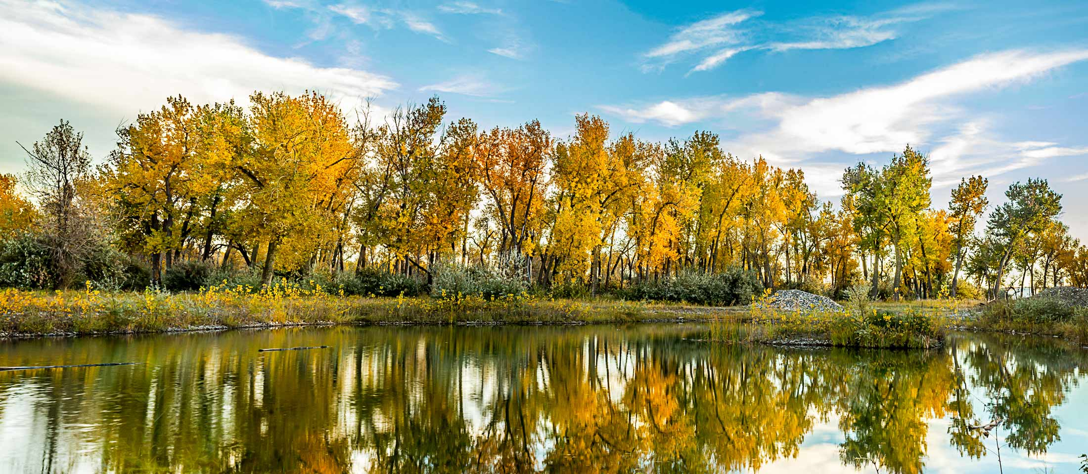 Fall Activities in Southeast Montana